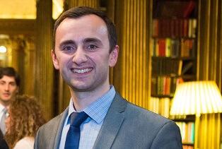Levan Makhashvili, JST Fellow, Georgia 2018